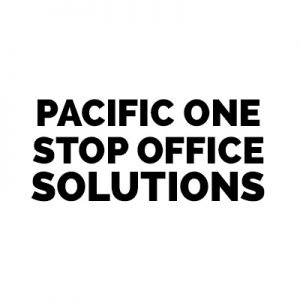 PACIFIC ONE STOP OFFICE SOLUTIONS