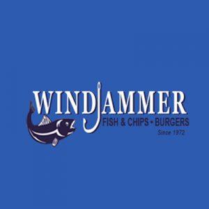 WINDJAMMER FISH CHIPS