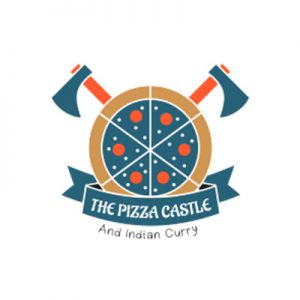 THE PIZZA CASTLE INDIAN CURRY